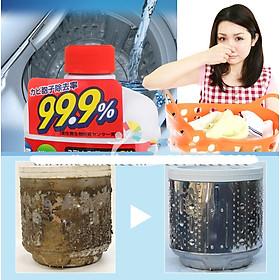 Nước tẩy vệ sinh lồng máy giặt siêu sạch Rocket Nhật Bản