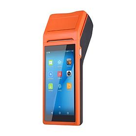 Máy In Di Động PDA Cầm Tay Không Dây Bluetooth Tích Hợp Chức Năng POS