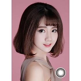 [Một cặp] Kính Áp Tròng Dùng 1 Ngày Eye Secret KM1N - Macau Black