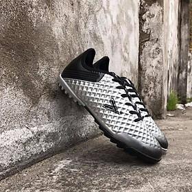 Giày đá bóng Mitre chính hãng MT180204- màu bạc