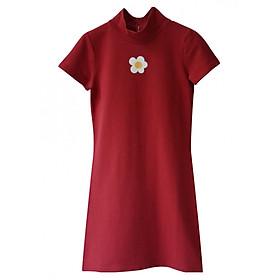 Hình đại diện sản phẩm Đầm Dạo Phố, Đầm Cổ Lọ, Đầm Suông