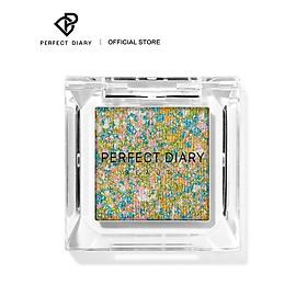 Phấn Mắt Perfect Diary Đơn Sắc Lấp Lánh Trang Điểm Tiện Lợi 1.2g