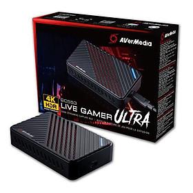 Thiết bị ghi hình live Stream Ultra AVerMedia GC553 - Hàng Chính Hãng