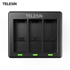 TELESIN GP-BCG-902 Camera Battery Charger Replacement for GoPro HERO 9 Camera