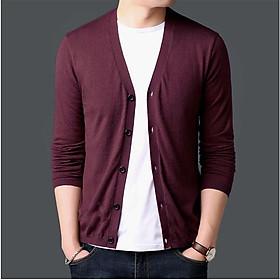 Áo khoác cardigan jacket nam thời trang cao cấp