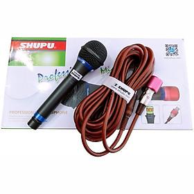 Micro Shupu 757 Có Dây Karaoke - Hàng Nhập Khẩu