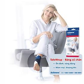 Băng quấn hỗ trợ và bảo vệ khớp cổ chân, mắt cá chân cao cấp Actimove TaloWrap-1