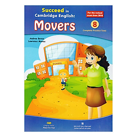 Succeed In Cambridge English - Movers (Kèm CD Hoặc File MP3)