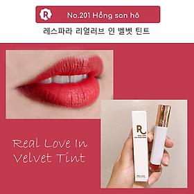 Son Kem Lì Respara Real Love In Velvet Tint