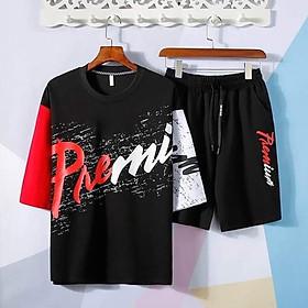 Đồ bộ nam Premi , mặc ở nhà hay đi chơi đều thoải mái