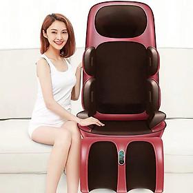 Máy massage toàn thân từ cổ xuống bắp chân