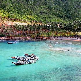 Tour Nam Du - Lặn Ngắm San Hô 2N2Đ, Xe Giường Nằm, Gồm Vé Tàu Cao Tốc Superdong, Khởi Hành Tối Thứ 6 Hàng Tuần & Dịp Lễ Tết