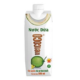 Nước dừa Vietcoco hộp 500ml