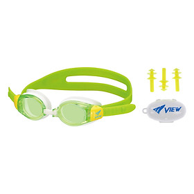 Bộ Kính Bơi Cho Trẻ Em View V730J Và Nút Bơi Nhét Tai EP405 - Hàng Chính Hãng