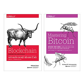 Combo Blockchain – Khởi Nguồn Cho Một Nền Kinh Tế Mới + Bitcoin Thực Hành: Những Khái Niệm Cơ Bản Và Cách Sử Dụng Đúng Đồng Tiền Mã Hóa