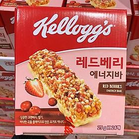 KELLOGG'S Redberry Energy Bar 25g x 24P
