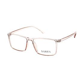 Gọng kính, mắt kính SARIFA 2438 (53-16-148) nhiều màu lựa chọn, thích hợp làm kính cận hoặc kính thời trang