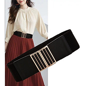 Thắt lưng nữ Dress/ dây nịt nữ đẹp phối đầm / Đai váy sang trọng DONA21021704