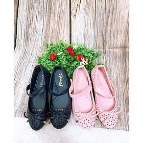 Giày búp bê bé gái có quai dán - KENIKE