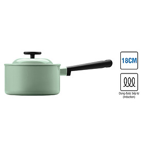 Nồi Decor Lock&Lock LDE1181IH (18cm) - Màu Mint