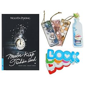 Combo Muôn Kiếp Nhân Sinh + Bộ Bookmark Độc Quyền TiKi