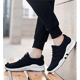 Giày sneaker nam cổ thấp phong cách Hàn GTT12