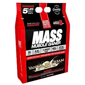 Sữa Tăng Cân Mass Muscle Gainer Elite Labs SMEL252 (2.3kg)