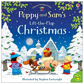 Poppy and Sam's Lift-the-Flap Christmas (Farmyard Tales Poppy and Sam)