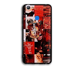Ốp lưng Harry Potter cho điện thoại Vivo V7 plus - Viền TPU dẻo - 02073 7786 HP06 - Hàng Chính Hãng