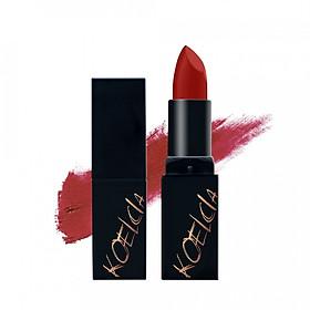 Hình đại diện sản phẩm Son thỏi Koelcia Semi Matte Lipstick 3,7g