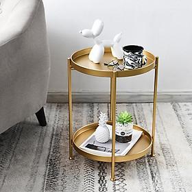 Bàn trà cafe, bàn trà sofa phong cách hiện đại