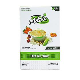 Bột Ăn Dặm Mabu - 900g