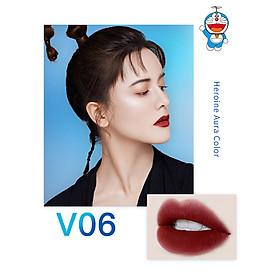 Colorkey Lipstick Matte Waterproof Long-lasting 12 Hours Stay Makeup Cosmetic —Doraemon Series