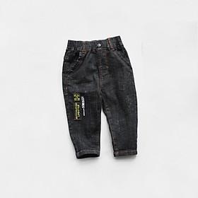 Quần jeans dài bé trai  012335-0