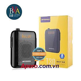 Máy trợ giảng Aporo T30 Bluetooth Mic không dây - HÀNG CHÍNH HÃNG