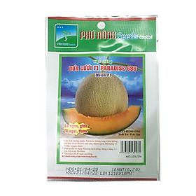 Hạt giống dưa lưới Paradise Phú Nông gói 10 hạt