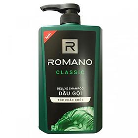 Dầu Gội Romano Deluxe Classic (650g)