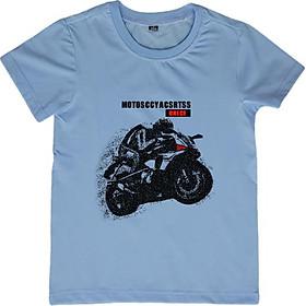 Áo Thun Nam Họa Tiết Xe Moto