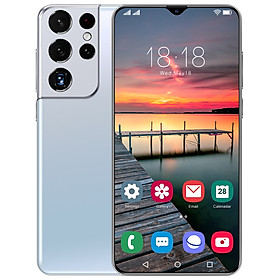 S21Ultra android phone 10 Core cellphone 6800Mah lithium battery 6.7 HD smartphone 16GB RAM 512GB smart phone Multi-function phone