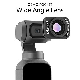 Portable Mini Wide Angle Camera Lens For DJI OSMO  Magnetic Suction
