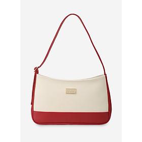 Túi da đeo vai nữ dáng chữ nhật phối màu JO BY IDIGO FB2-2001-00