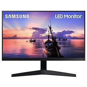 Màn hình máy tính Samsung LF27T350FHEXXV 27 inch FHD 75Hz - Hàng Chính Hãng