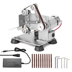 Multifunctional Professional Grinder Mini Portable Electric Belt Sander DIY Polishing Grinding Machine Cutter Edges