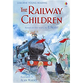Usborne Young Reading Series Two: The Railway Children