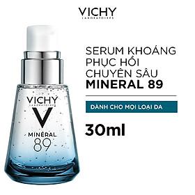 Dưỡng Chất Khoáng Cô Đặc Giúp Phục Hồi Và Bảo Vệ Da Vichy Minéral 89 (30ml)