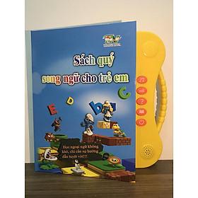 Sách nói điện tử song ngữ Anh - Việt