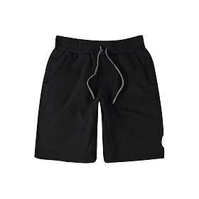 Quần Short Nam Thun Nỉ Cohen Tailor 44126 - Đen