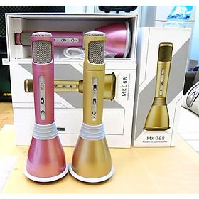 Micro Karaoke MK068 - Hàng Nhập Khẩu (Màu Ngẫu Nhiên)