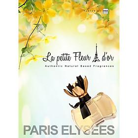 Nước Hoa Nữ Paris Elysees La Petite Fleur D'or (100ml)