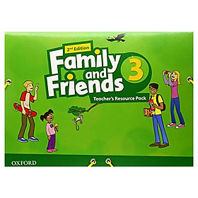 Family And Friends: Level 3: Teacher's Resource Pack